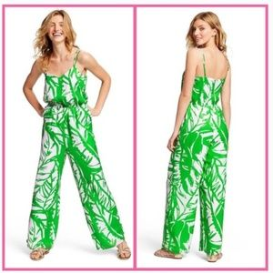 Lilly Pulitzer for Target Tropical Jumpsuit, XL